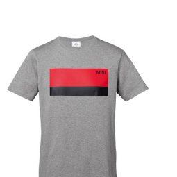 MINI férfi feliratos póló