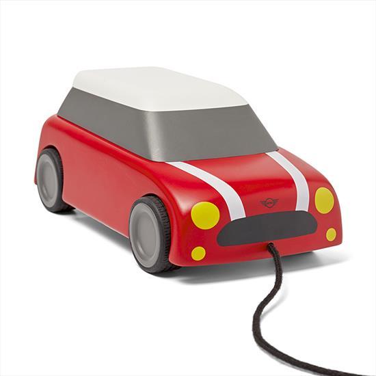 MINI húzhatós autó